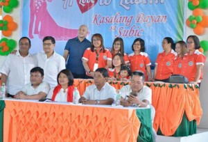 A Celebration of Love Valentines Day Subic Mass Wedding 222 Couples officiated by Mayor Jay Khonghun (6)