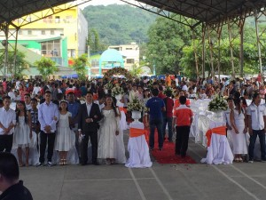 A Celebration of Love Valentines Day Subic Mass Wedding 222 Couples officiated by Mayor Jay Khonghun (8)