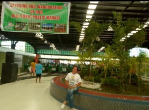 Blessing and Inauguration New Subic Market (3)