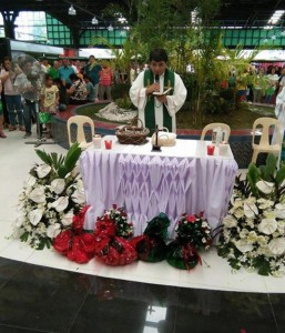Blessing and Inauguration New Subic Market (4)