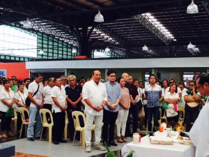 Blessing and Inauguration New Subic Market (5)
