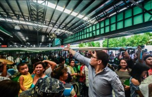 Blessing and Inauguration New Subic Market (6)