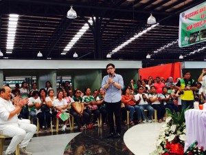 Blessing and Inauguration New Subic Market (7)