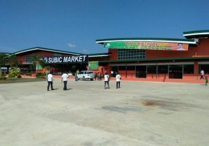 Blessing and Inauguration New Subic Market (9)