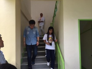 Blessing and Turn Over 2 storey,10 Classroom Building Subic National High School (13)