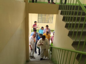 Blessing and Turn Over 2 storey,10 Classroom Building Subic National High School (15)