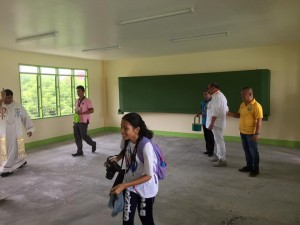 Blessing and Turn Over 2 storey,10 Classroom Building Subic National High School (16)