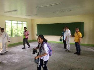 Blessing and Turn Over 2 storey,10 Classroom Building Subic National High School (17)