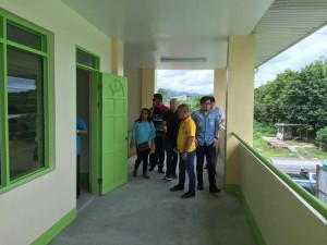 Blessing and Turn Over 2 storey,10 Classroom Building Subic National High School (20)