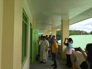 Blessing and Turn Over 2 storey,10 Classroom Building Subic National High School (22)