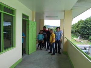 Blessing and Turn Over 2 storey,10 Classroom Building Subic National High School (23)