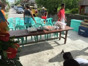Blessing and ribbon Cutting Macedo Bridge in Brgy Wawandue Subic (11)