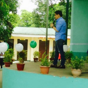 Blessing and turn Over of Covered Court and 3 Classroom Building Matain Elementary School (15)