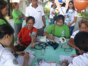 Celebration of World Malaria Day - Subic Zambales (1)