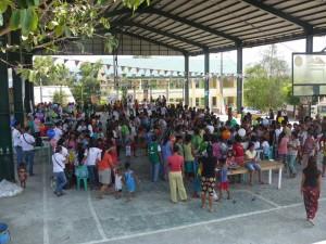 Celebration of World Malaria Day - Subic Zambales (16)