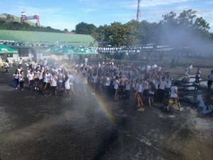 Color Fun Run of Kolehiyo ng Subic