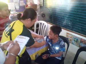 DENGUE SCHOOL BASED IMMUNIZATION PROGRAM- ILWAS INTEGRATED SCHOOL and MAPANAO ELEMENTARY SCHOOL ASINAN PROPER  (3)