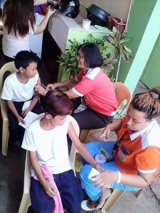 DENGUE SCHOOL BASED IMMUNIZATION PROGRAM- ILWAS INTEGRATED SCHOOL and MAPANAO ELEMENTARY SCHOOL ASINAN PROPER  (5)