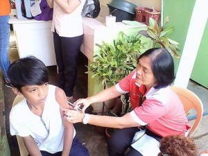 DENGUE SCHOOL BASED IMMUNIZATION PROGRAM- ILWAS INTEGRATED SCHOOL and MAPANAO ELEMENTARY SCHOOL ASINAN PROPER  (7)