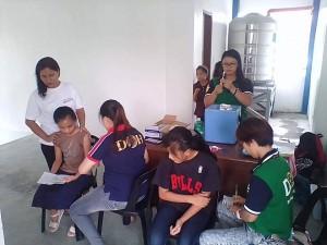 DENGUE SCHOOL BASED IMMUNIZATION PROGRAM- ILWAS INTEGRATED SCHOOL and MAPANAO ELEMENTARY SCHOOL ASINAN PROPER  (8)