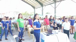 Dengue Awareness Program in Subic (3)