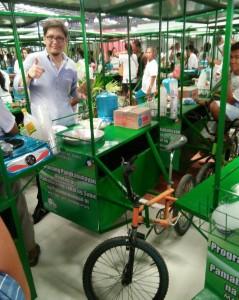 Distribution of 110 Nego Carts Pangkabuhayan Showcase  (1)