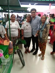 Distribution of 110 Nego Carts Pangkabuhayan Showcase  (9)