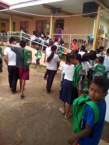 Distribution of Bags and School Kits in Batiawan Elementary School (3)