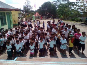 Distribution of Bags and School Kits in Batiawan Elementary School (7)