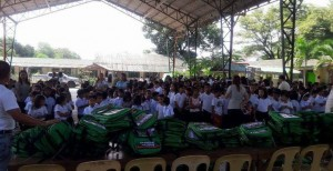 Distribution of Bags and School Kits in JFK SPED center and Pamatawan Elementary Schoo (3)