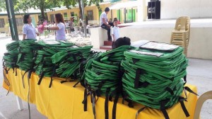 Distribution of Bags and School Kits in JFK SPED center and Pamatawan Elementary Schoo (4)