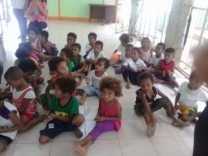 Distribution of Bags and School Kits in Sitio Gala Aningway Elementary School  (2)