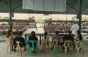 Distribution of CHED Scholarship Program (October 15) (3)