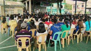 Distribution of CHED Scholarship Program (October 15) (4)
