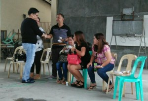 Distribution of CHED Scholarship Program (October 15) (5)