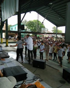 Distribution of CHED Scholarship Program (October 15) (6)