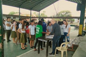 Distribution of CHED Scholarship Program (October 15) (7)