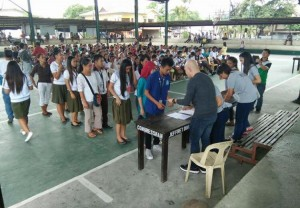 Distribution of CHED Scholarship Program (October 15) (8)