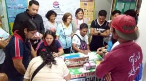 Distribution of Doxycycline in Barangay Manganvaca,Ilwas,Baraca Camachile,San Isidro and Santo Thomas Subic (1)