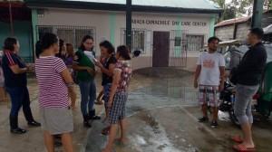 Distribution of Doxycycline in Barangay Manganvaca,Ilwas,Baraca Camachile,San Isidro and Santo Thomas Subic (11)