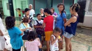 Distribution of Doxycycline in Barangay Manganvaca,Ilwas,Baraca Camachile,San Isidro and Santo Thomas Subic (2)