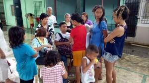 Distribution of Doxycycline in Barangay Manganvaca,Ilwas,Baraca Camachile,San Isidro and Santo Thomas Subic (3)