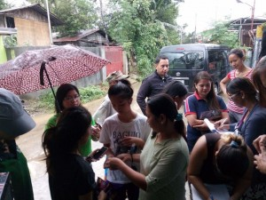 Distribution of Doxycycline in Barangay Manganvaca,Ilwas,Baraca Camachile,San Isidro and Santo Thomas Subic (9)