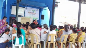 Distribution of Philhealth Cards to Different Barangays in Subic,Starting in Brgy Calapandayan (1)