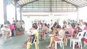 Distribution of Philhealth Cards to Different Barangays in Subic,Starting in Brgy Calapandayan (11)
