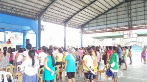 Distribution of Philhealth Cards to Different Barangays in Subic,Starting in Brgy Calapandayan (13)