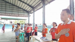 Distribution of Philhealth Cards to Different Barangays in Subic,Starting in Brgy Calapandayan (14)