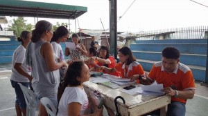 Distribution of Philhealth Cards to Different Barangays in Subic,Starting in Brgy Calapandayan (15)