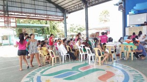 Distribution of Philhealth Cards to Different Barangays in Subic,Starting in Brgy Calapandayan (16)