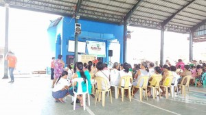 Distribution of Philhealth Cards to Different Barangays in Subic,Starting in Brgy Calapandayan (18)